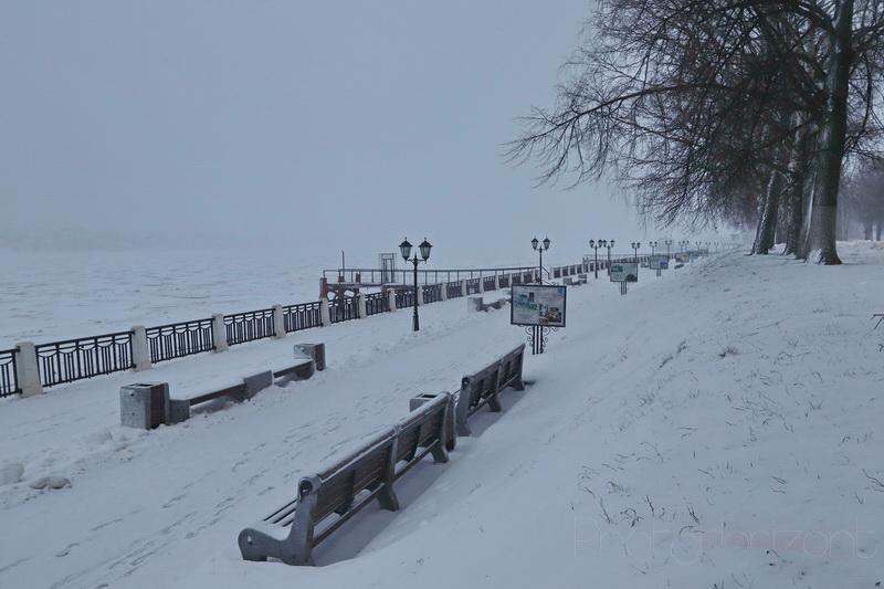 Январские деньки в Костроме