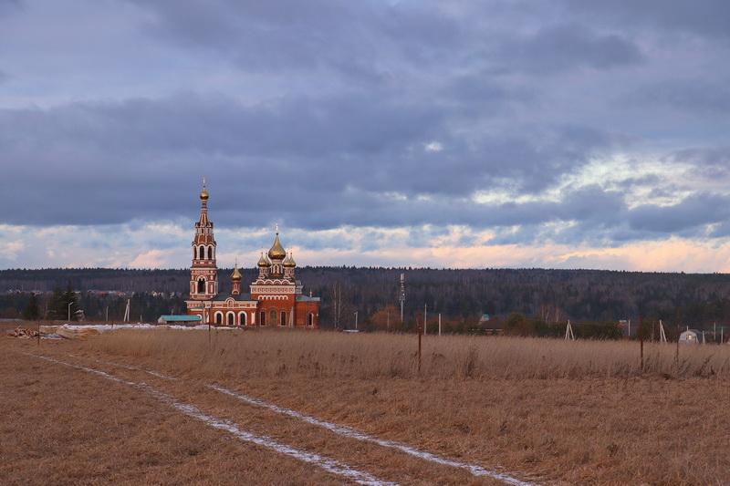 Красное Боровск